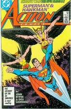 Action Comics # 588 (John Byrne) (Superman, co-star anillo Hawkman) (Estados Unidos, 1987)