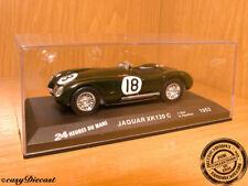 JAGUAR XK120C XK 120 C 1:43 LE MANS'53 ROLT-HAMILTON#18