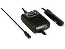 CONVERTISSEUR ALIMENTATION VOITURE 12V BATTERIE SORTIE 9.5 à 20VCC 45W + USB