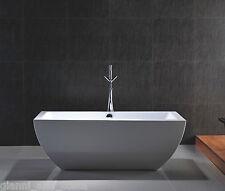 Bathroom Acrylic Free Standing Bath Tub 1700 x 800 x 600 Model Japone