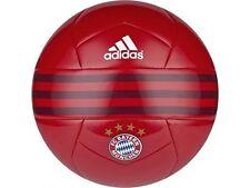 ADIDAS BAYERN MUNICH BALL SIZE 5 Fcb True Red Craft Red  White ba7d0adbf642c