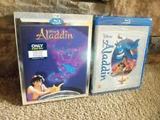 AUTHENTIC Aladdin Diamond Edition Lenticular Slipcover Best Buy Exclusive