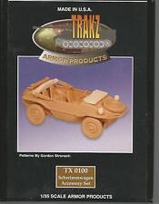 TRAKZ Schwimmwagen, Detail Upgrades 1/35 TX 0100