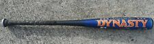 "Louisville Slugger TPX DYNASTY CB206 Baseball Bat 2 5/8"" Barrel 31"" 28oz -3 Blue"