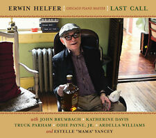 Erwin Helfer - Last Call [New CD]