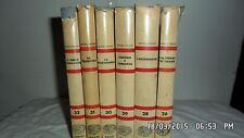ALLA RICERCA DEL TEMPO PERDUTO M. PROUST 6 voll. EINAUDI EDITORE NUE 1a ed. 1963