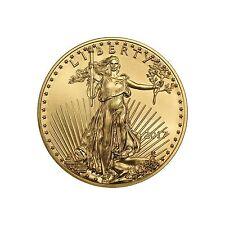 2017 1/4oz Gold American Eagle BU