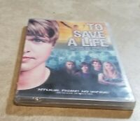 To Save A Life DVD Everyone Has Problems, Not Everyone Has Faith New Sealed