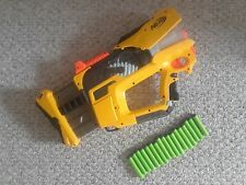 MODIFIED Nerf N-strike Firefly REV-8 blaster, includes 16 darts