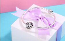charm pour bracelet européen S925 radiant vintage inséparable + 1 pochon Pandora