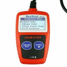 Mini Lcd Vehicle Obdii Obd2 Eobd Can Scan Tool Diagnostic Scanner Code Reader