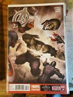 Avengers #28 VF (2013 Series) Marvel Comic Jonathan Hickman