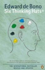 Six Thinking Hats (Pelican) by De Bono, Edward Paperback Book The Fast Free