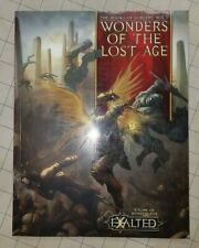 Exalted The Books of Sorcery Vol 1 Wonders of The Lost Age 2006