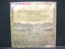 Eighteenth-Century Overtures New Philharmonia Orchestra Raymond Leppard