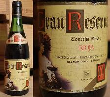 1950er-Rioja Gran Reserva-coatto e Berberana-OTTIMO STATO!!!