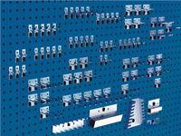 Bott Werkzeughaltersortiment 80-teilig für Lochplatten