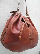 -AUTHENTIQUE grand sac à main   SPIGOLA   cuir   TBEG vintage bag