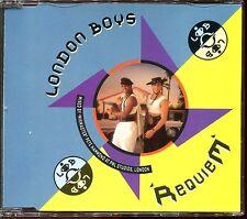 LONDON BOYS - REQUIEM - 3 INCH 8 CM CD MAXI [682]