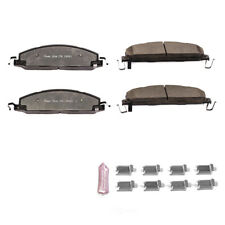 Disc Brake Pad Set Rear Power Stop Z36-1400
