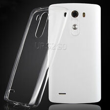 Ultra-thin Silicone Soft Clear TPU Case Cover for U.S. Cellular LG G3 US990 USA