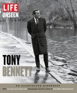 TONY BENNETT Life Unseen Book *NEW*