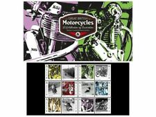 Great British Motorcycles Presentation Pack (WI41)