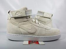 Nike Vandal High JOHN ELLIOTT NIKELAB SAIL WHITE SUEDE AH7171-101 sz 8