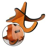 Folding Ukulele Violin Bass Guitar Stand A Frame Floor New Hanger Rack Hold P8Q0