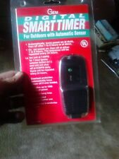 Gem Digital Smart Timer, New, # 0608, 1000 Watt, Automatic Sensor, Outdoors