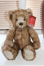 Freddie - Collectible Harrods Christmas Bear