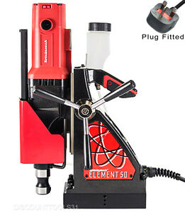 Rotabroach Element 50 Magnetic Drill & Tapping Machine 50mm Dia 220v -  240v