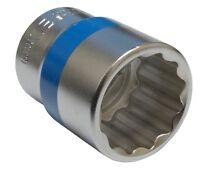 Douille de vissage 3/4 12 pans 30mm haute qualité professionnelle en acier Cr-V