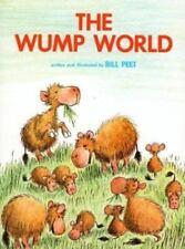 The Wump World by Bill Peet (1981, Paperback)