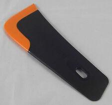 TUPPERWARE a portata di mano tirapiedi Raschietto in silicone arancione/nero NUOVO OVP
