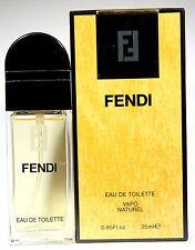 Fendi By Fendi 0.85oz./25ml Edt Spray For Women New In Box