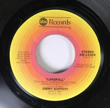 Rock 45 Jimmy Buffett - Landfall / Changes In Latitudes, Changes In Attitudes On