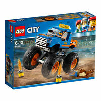 60180 LEGO City Great Vehicles Monster Truck 192 Pieces Age 6+