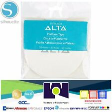 Silhouette Alta 3D Printer Platform Tape 50 Sheets Pack