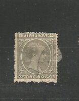 Spanien Rey Alfonso Philippinen Filipinas Old Stamps Briefmarken Sellos