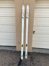 RARE NEW OLD Toyota Rossignol 200 cm Downhill Skis Advertising Contest Win