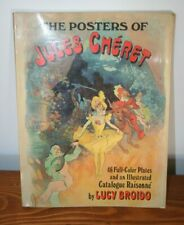 The posters of Jules Chéret / Lucy Broido / catalogue raisonné / 1980 USA