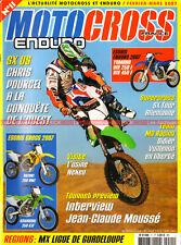 Moto Cross Enduro 11 SUZUKI RMX 250 KXF KAWASAKI YAMAHA 450 WRF NEKEN Pourcel