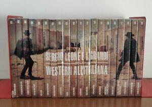20 DVD Sergio Leone e I Grandi Western all'italiana LEGGI DESCRIZIONE ⬇️⬇️⬇️