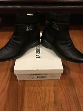 Women Fashion Boots By HarborSides, Black Size 8M
