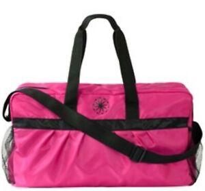 FULLBEAUTY Fuchsia Pink Women's Gym Bag (NEW)