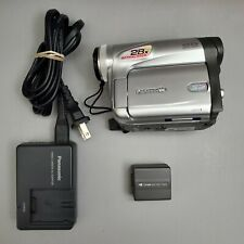 Panasonic Pv-Gs32 Minidv Video Camera Mini Dv Camcorder-Video Transfer