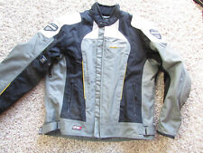 CAN-AM SPYDER RPM Max Motorcycle ATV Dirt Bike Riding Jacket PADDED ARMS SIZE XL