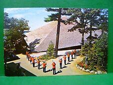Postcard MI Interlochen Kresge Auditorium National Music Camp Arts Academy