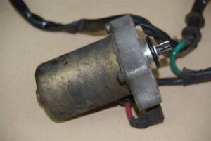 Used Starter Motor For a SYM Jet100 Scooter